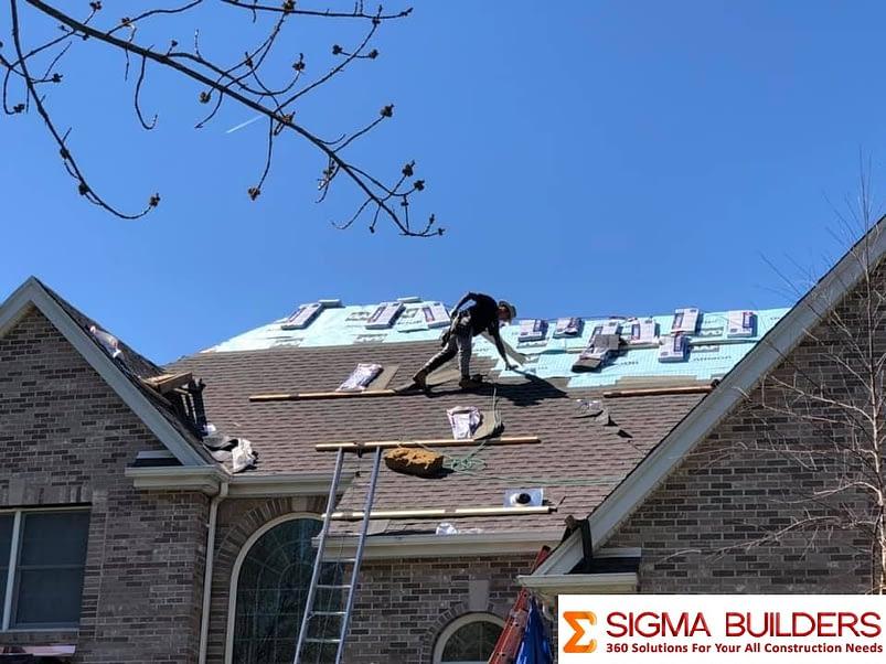 Roofing contractors Jersey City