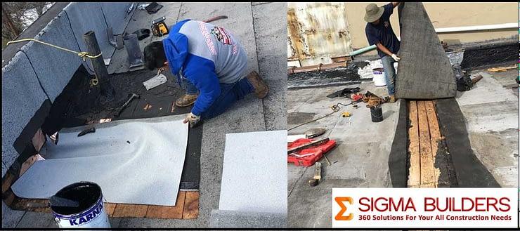 Roofing contractors Hoboken