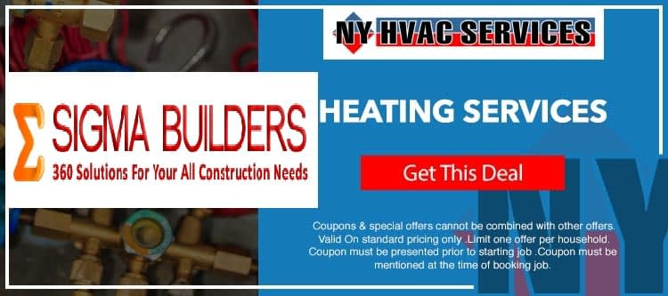 Best Heating Repair services NY