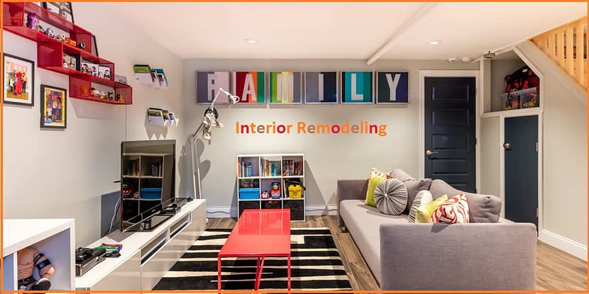 Interior remodeling contractors Queens